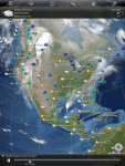Satellite Imagery over North America